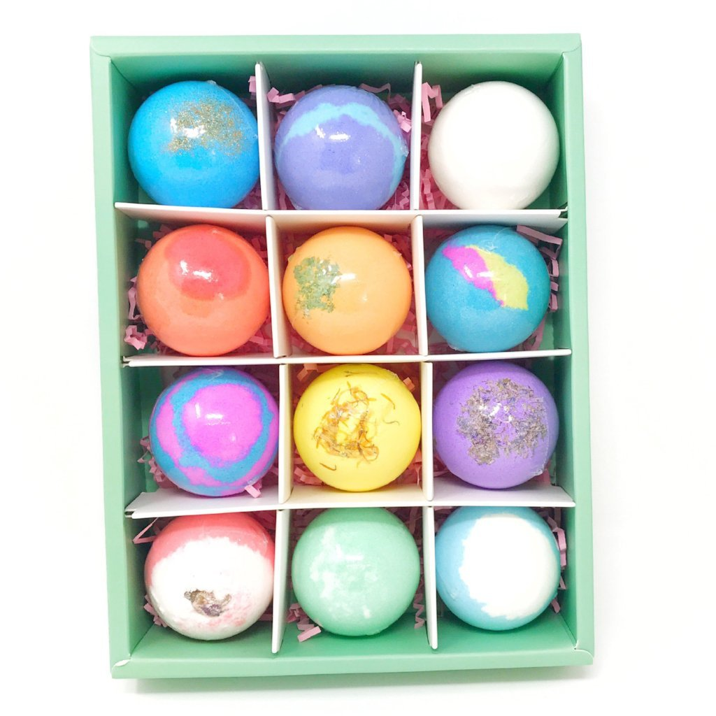 Assorted Bath Fizzies