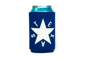 Texas Star Can Cooler