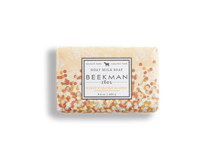Honey & Orange Blossom Goat Milk Soap