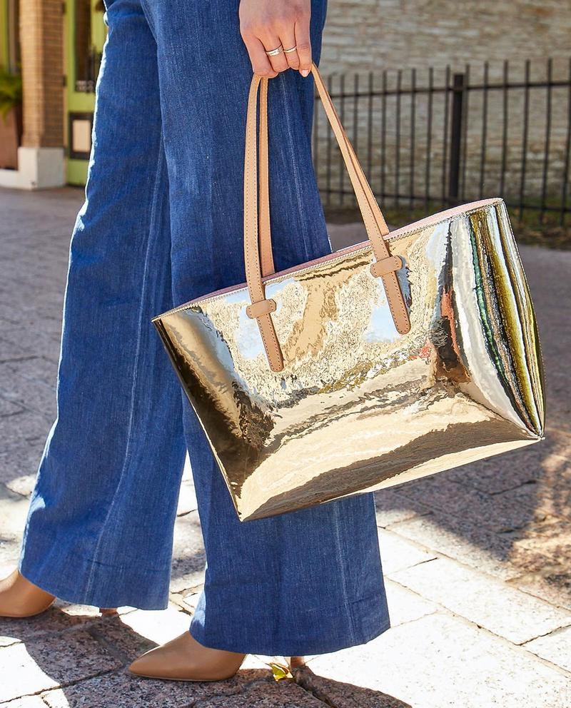 Goldie Breezy East/West Tote