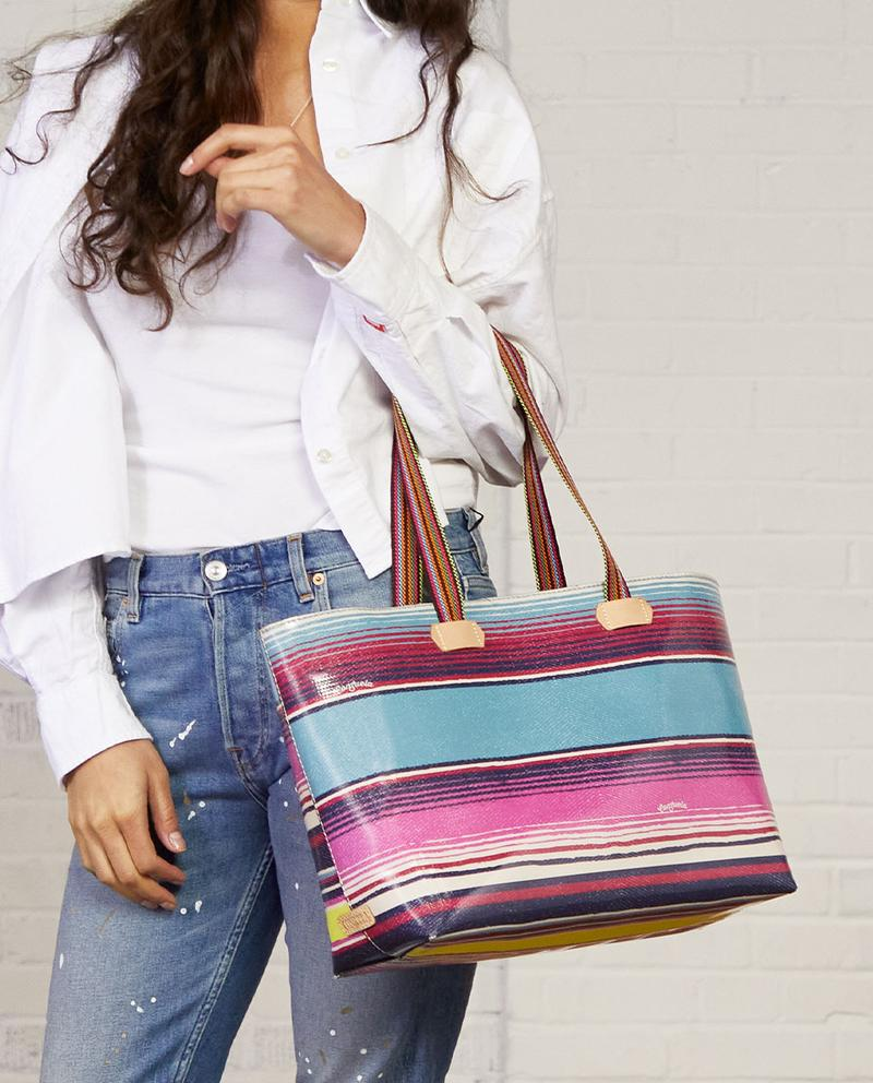 Thelma Breezy East/West Tote