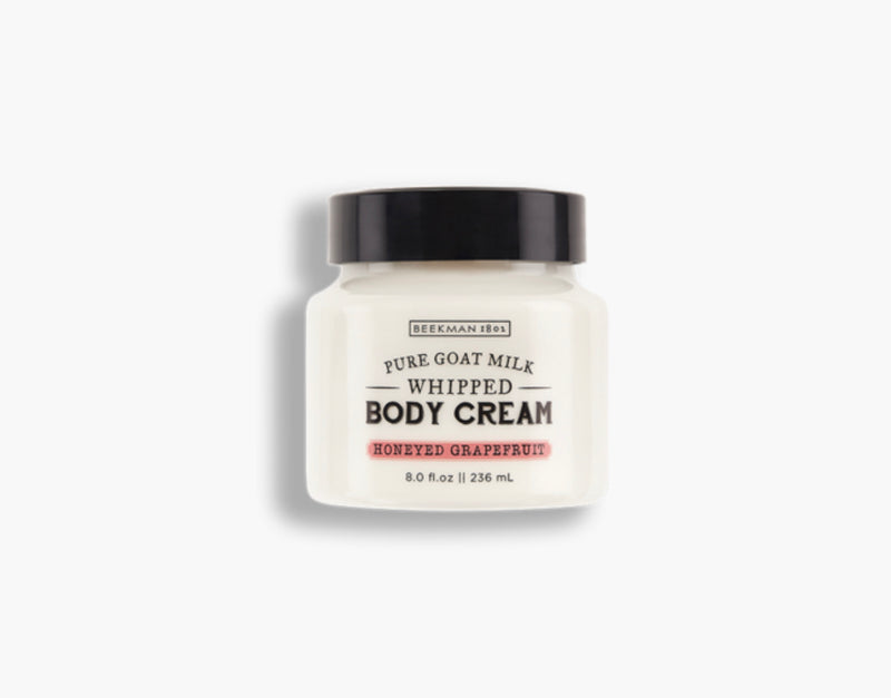 Beekman Honeyed Grapefruit Whipped Body Cream