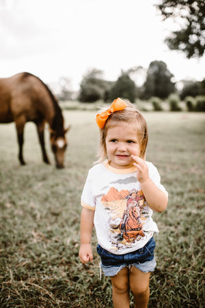 Roy Rogers Graphic Tee - Kids