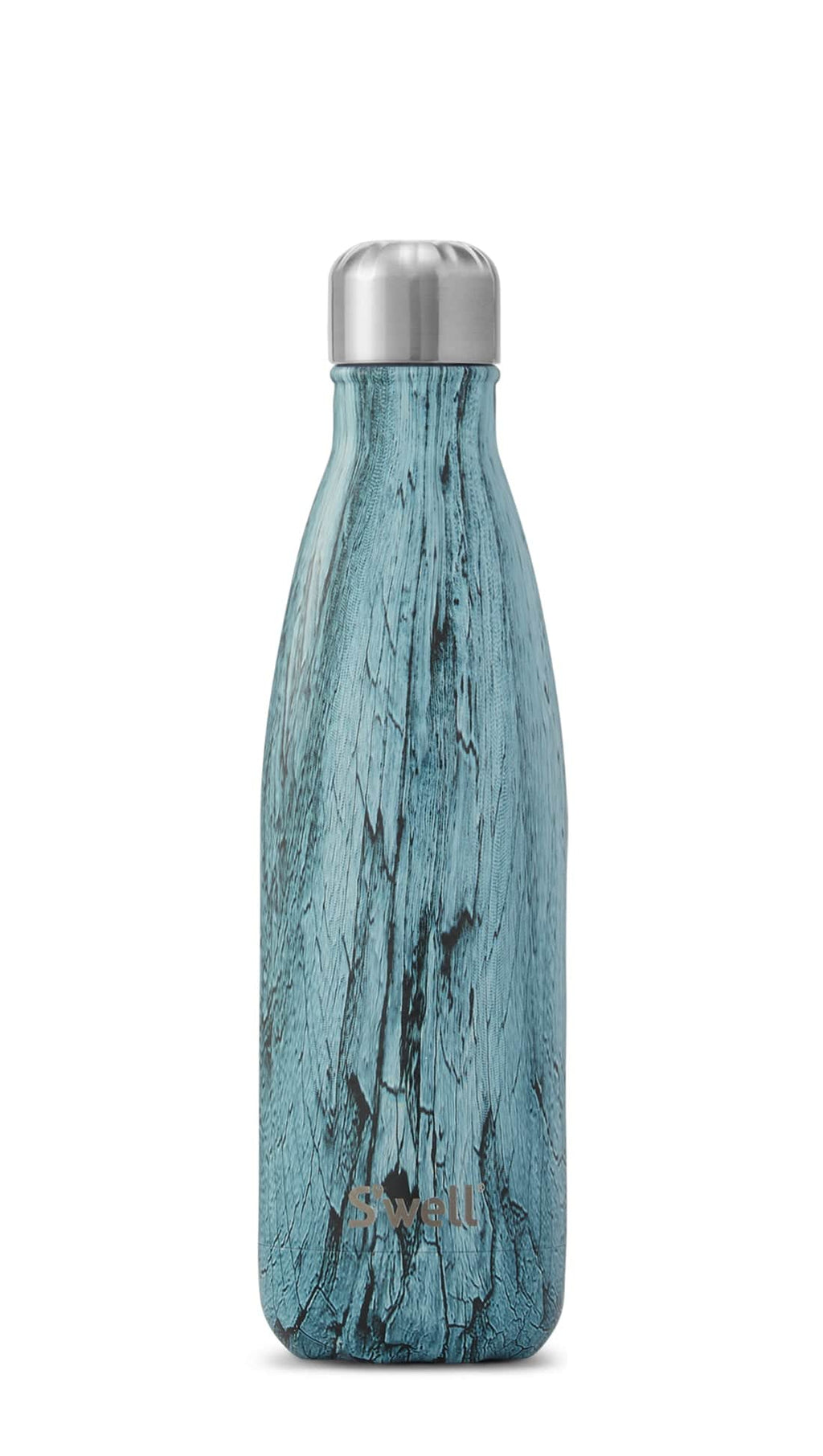 S'well Teal Wood Bottle