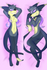 Nexus Dakimakura Body Pillow Case