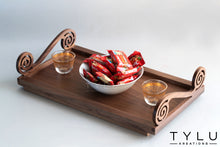 Load image into Gallery viewer, Infinity Serving Tray - Tylu Kreations