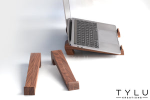 "Portable Laptop Stand (13"" & 15"") - Tylu Kreations"