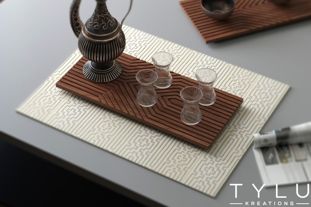 Indent Tray