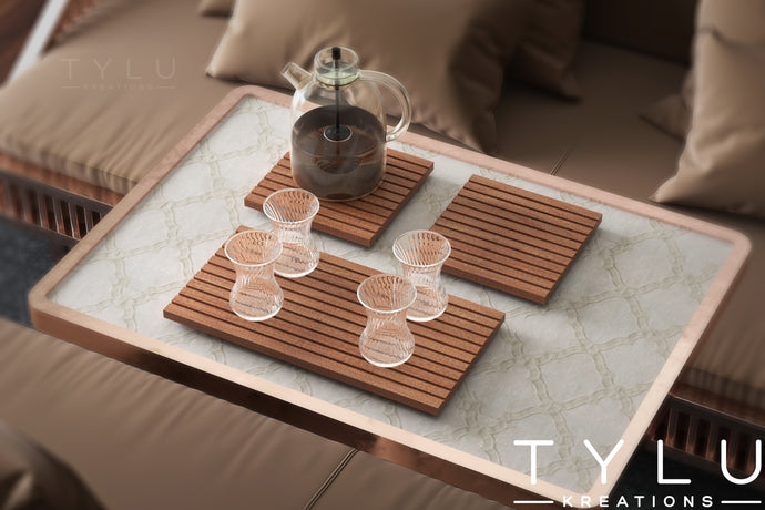 OW Floating Tray (Set of 3)