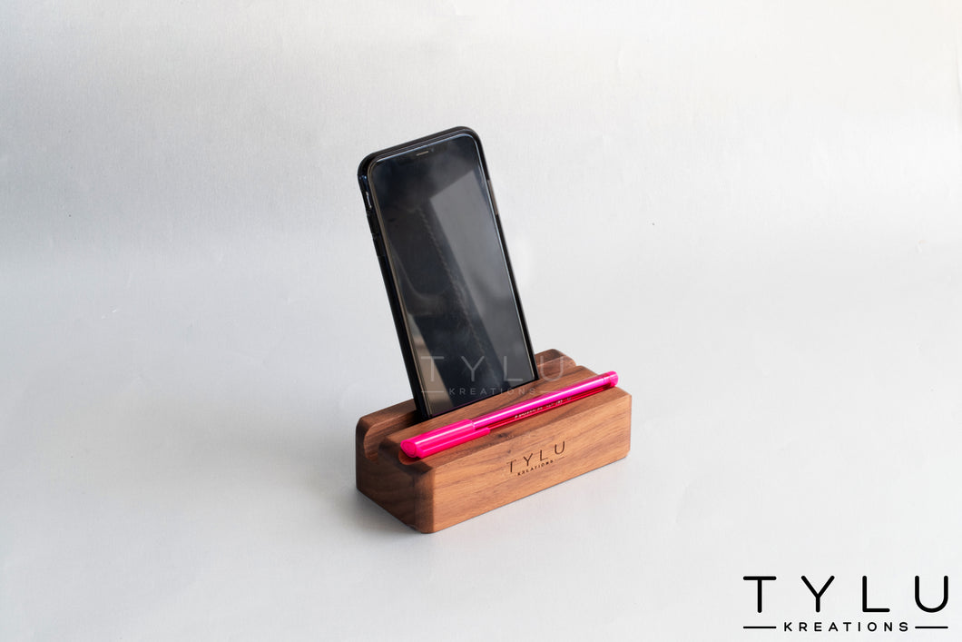 Block Phone Holder - Tylu Kreations