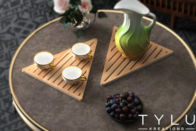 Deco Tria Tray (Set of 2)