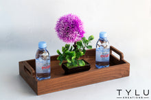 Load image into Gallery viewer, Wooden Serving Tray 4 - Tylu Kreations