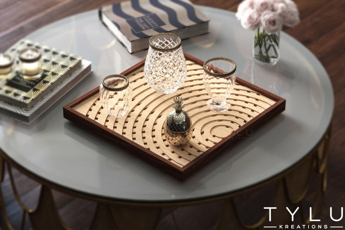 Fusio Tray (Square)