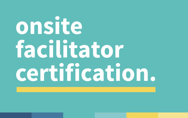 Facilitator Certification | November | Barrie