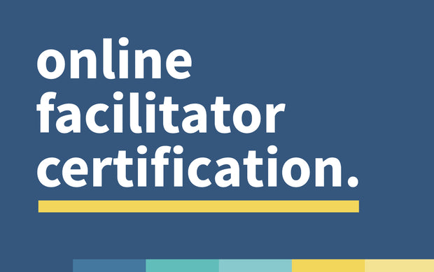 Facilitator Certification | November
