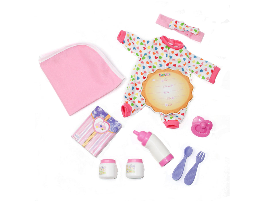 Sweetums Baby Doll Set