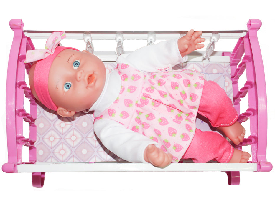 Sweetums Deluxe 5 in 1 Doll Set