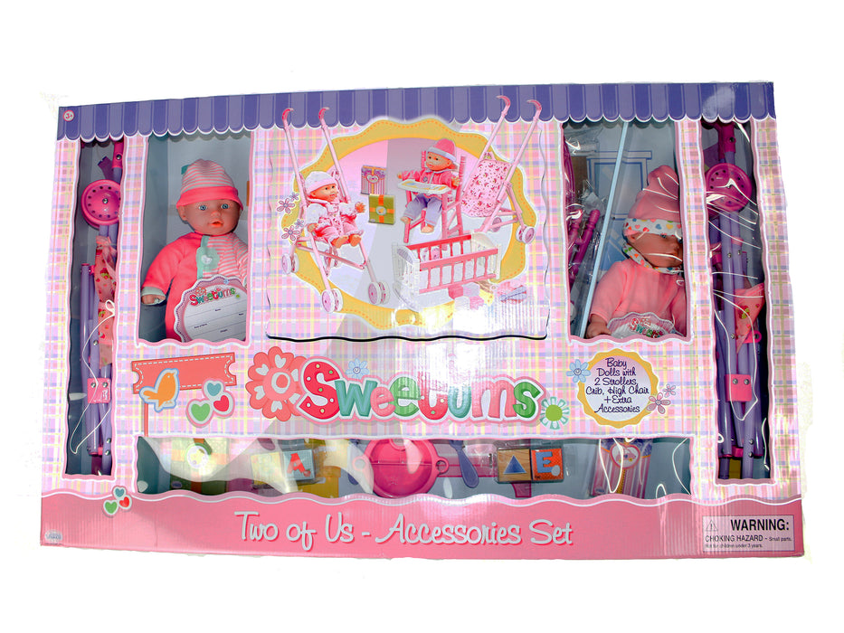 Sweetums Two of Us Gift Set