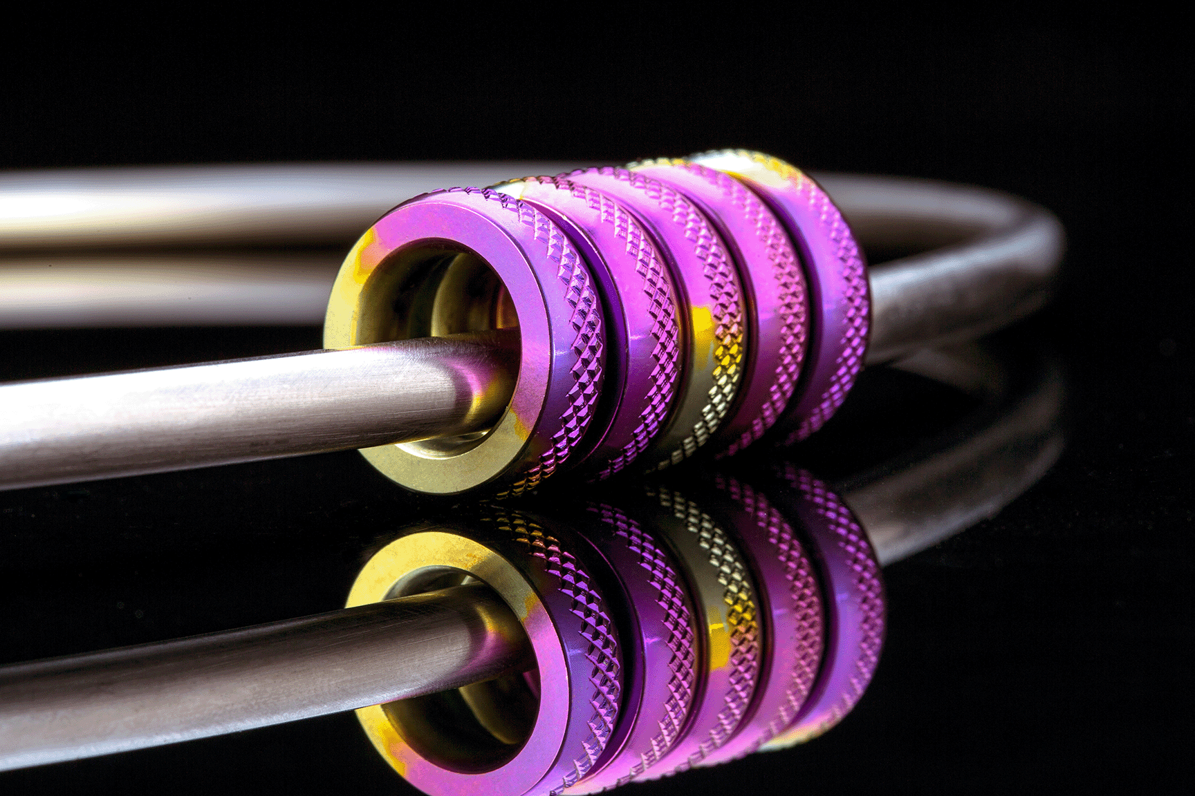 Haylo Titanium Split Colors