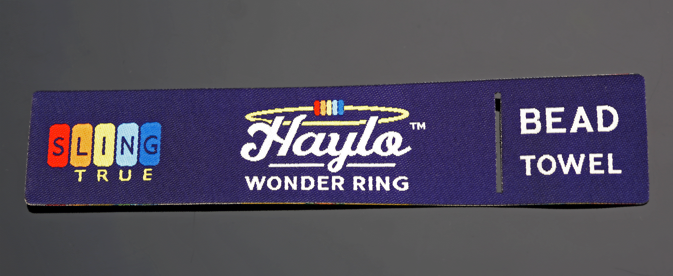 Haylo Wonder Ring Titanium • Single