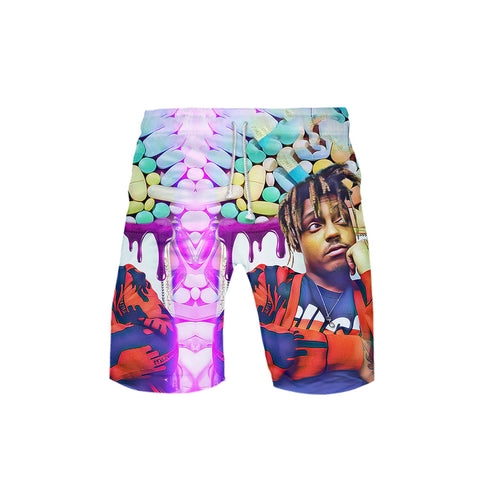 Juice  Wrld Trunks Swim Shorts