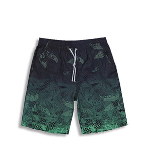 Shark Swim Trunks Swim Shorts