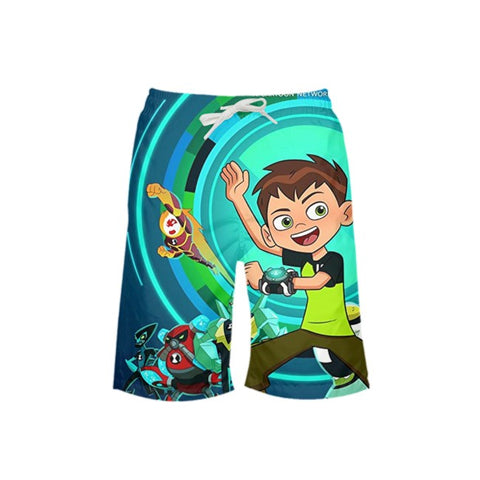 Ben10 Swim Trunks Swim Shorts