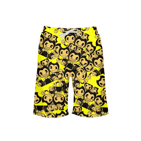 Bendy Swim Trunks Swim Shorts