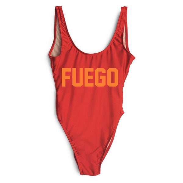 Fuego One Piece Swimsuit