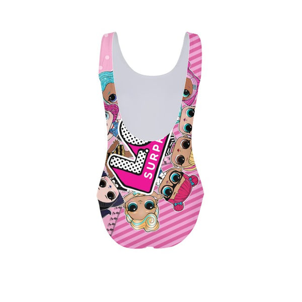 LOL Surprise 3D Swimsuit for Girls and Women