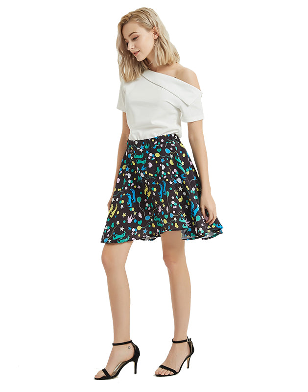 Luna Lovegood Inspired Skirt