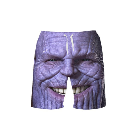 Thanos Swim Trunks Swim Shorts