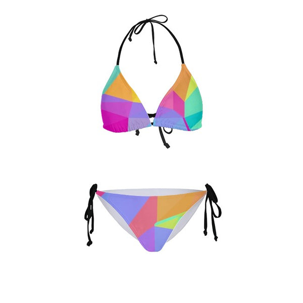 Prism 3D Bikini for Girls and Women