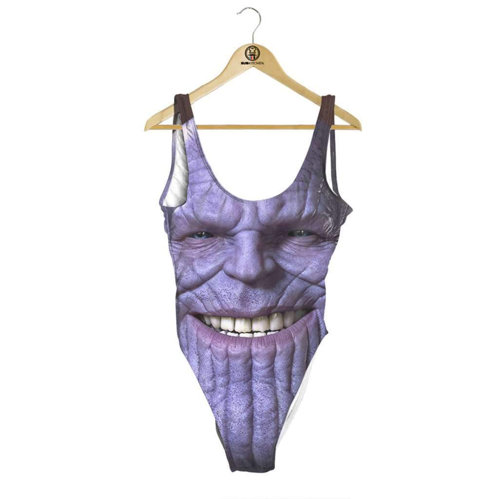 Thanos 3D Swimsuit for Girls and Women