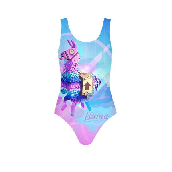 Llama 3D Swimsuit for Girls and Women