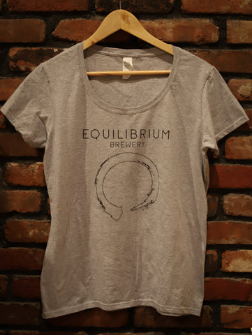 Woman's Grey Zen T-Shirt