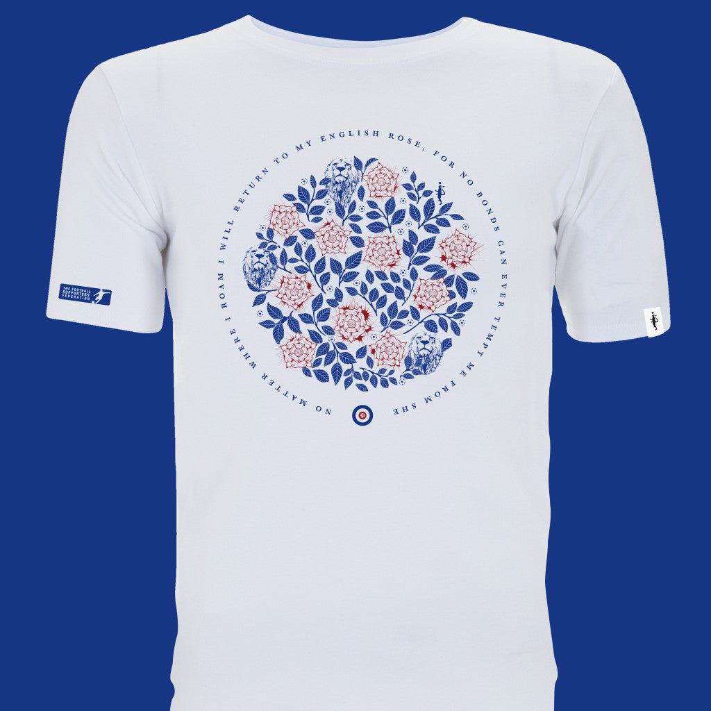 d739dc90 English Rose - Football Supporters' Federation | goalsoul - football ...