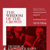 The Wisdom of the Crowd - Matt Busby (Red Print)