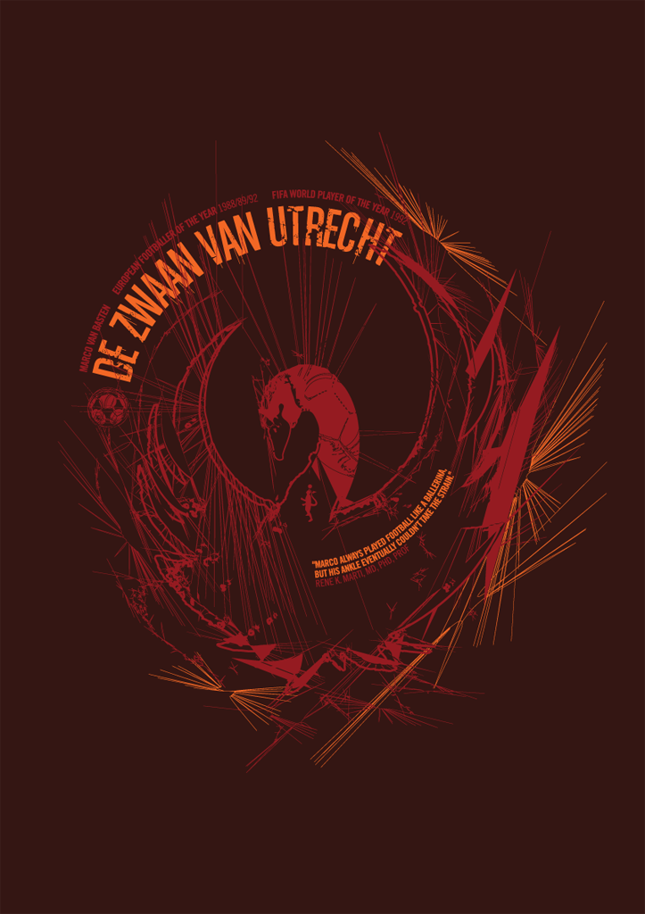 Marco van Basten - The Swan of Utrecht