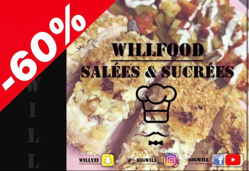 (eBOOK) Willfood - SOLDES EXCEPTIONNELLES DE -60% !