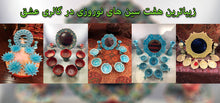 Load image into Gallery viewer, Persian HaftSeen - Very Beautiful Ceramic HaftSeen - Style#5 - gallery-eshgh