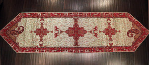 "Termeh - 69"" Luxurious Runner Persian textile - Pattern 3 - gallery-eshgh"