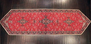 "Termeh - 69"" Luxurious Runner Persian textile - Pattern 4 - gallery-eshgh"