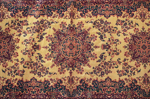 "Termeh - 69"" Luxurious Runner Persian textile - Pattern 7 - gallery-eshgh"