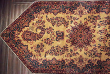 "Load image into Gallery viewer, Termeh - 69"" Luxurious Runner Persian textile - Pattern 7 - gallery-eshgh"