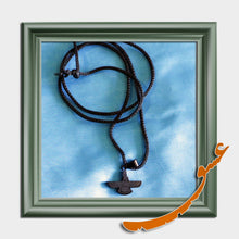 Load image into Gallery viewer, Hand Made Necklace Pendant Farvahar Symbol - gallery-eshgh