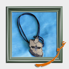 Load image into Gallery viewer, Hand Made Necklace Pendant Iran Flag - Silver Base - 2 - gallery-eshgh