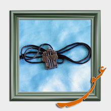Load image into Gallery viewer, Hand Made Necklace Pendant Persepolis - Silver - 2 - gallery-eshgh