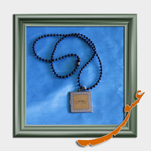 Load image into Gallery viewer, Hand Made Silver/Golden Color Necklace Pendant Farvahar Symbol -4 - gallery-eshgh