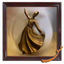 Load image into Gallery viewer, Sama Dancer Polyester Statue Style 1- Gallery Eshghe